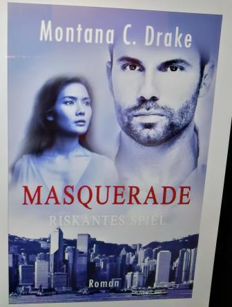 Buchcover Masquerade von Montana C. Drake