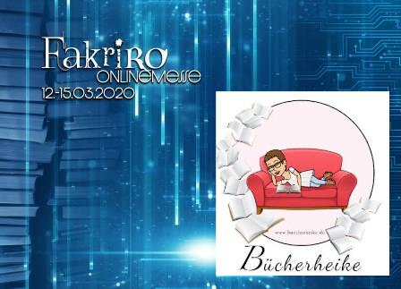 Logo Fakriro mit dem Logo vom Blog