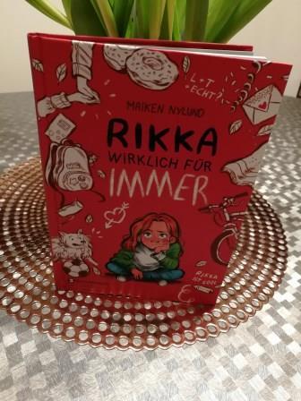 """Kinderbuch """"Rikka wirklich für immer"""" von Maiken Nylund"""