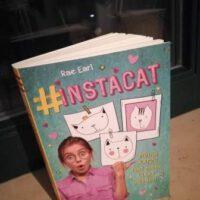 #Instacat - Buch mit Mädchen und Fotos von Katze