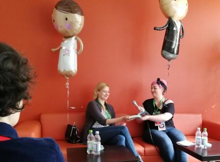 Lesung Johanna Danninger & Greta Milan